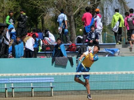 テニス春季大会